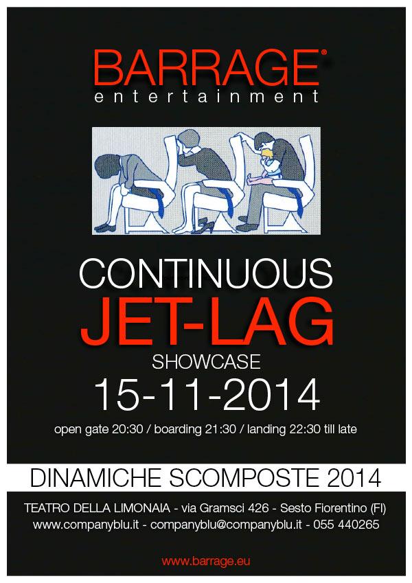 Continuous Jet Leg - Barrage